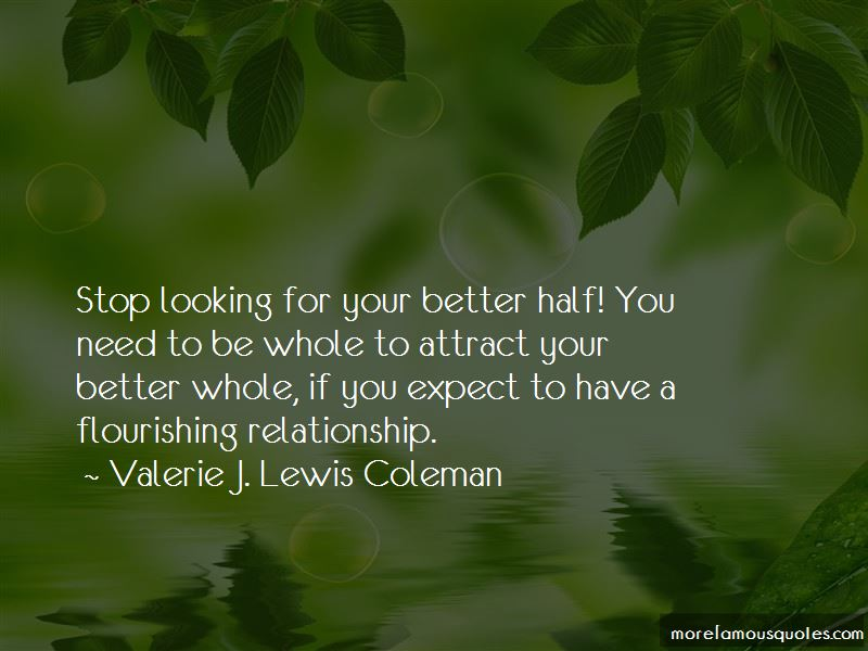 Your Better Half Quotes Pictures 4
