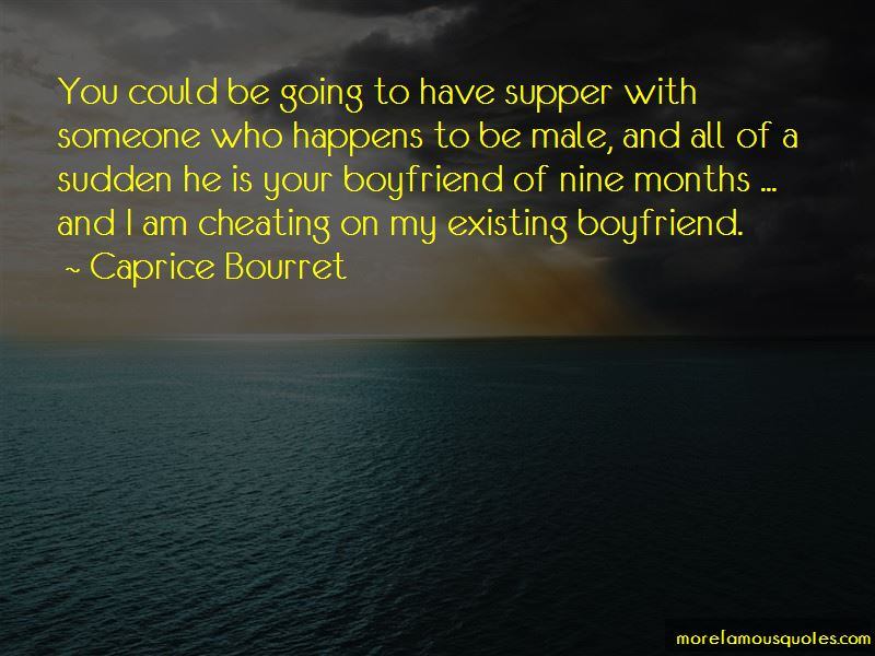 Your Boyfriend Cheating On You Quotes Pictures 3
