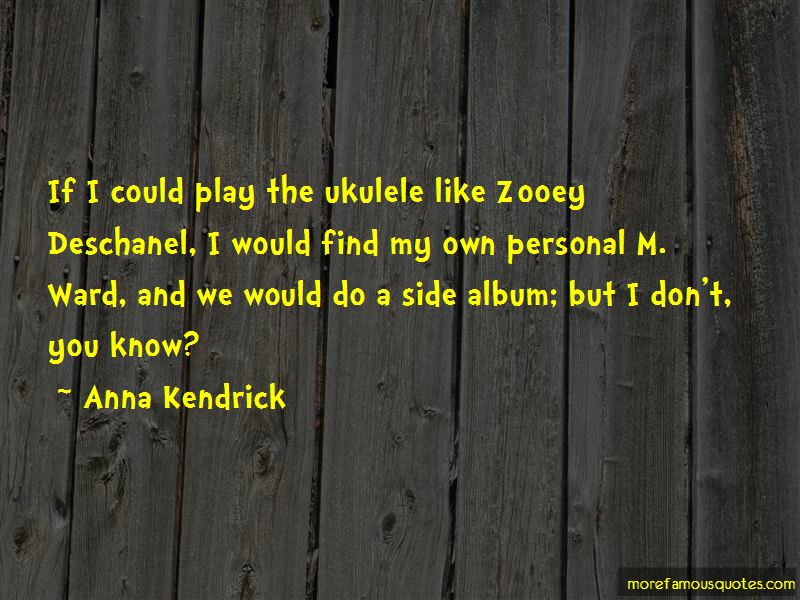 Quotes About Zooey Deschanel