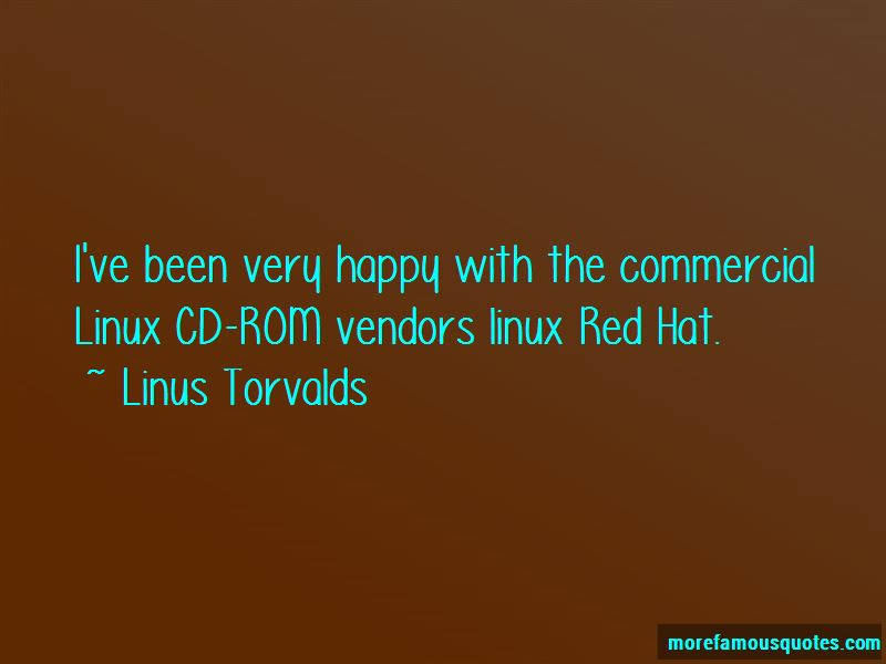 Red Hat Linux Quotes