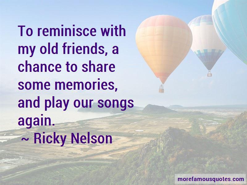 Reminisce Memories Quotes Pictures 2