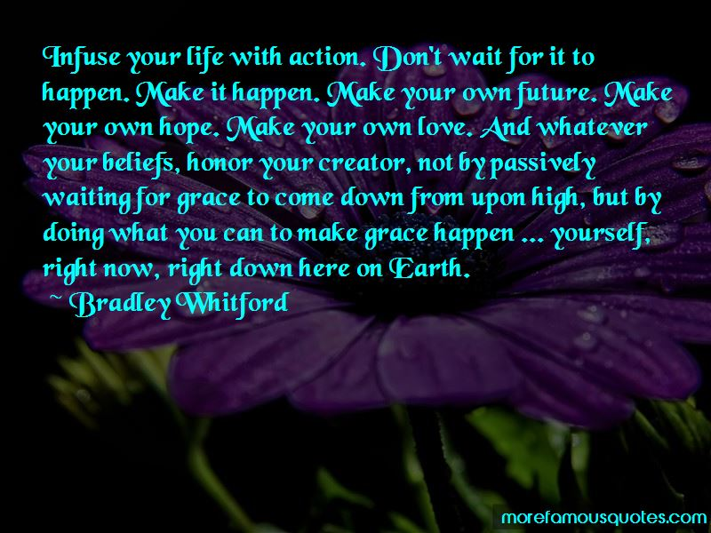 grace yourself quotes