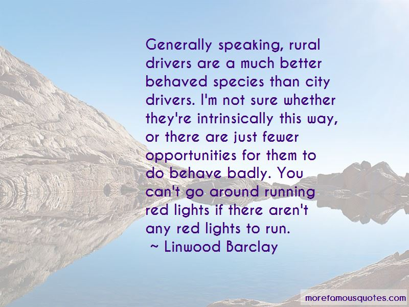 Running Red Lights Quotes Pictures 2