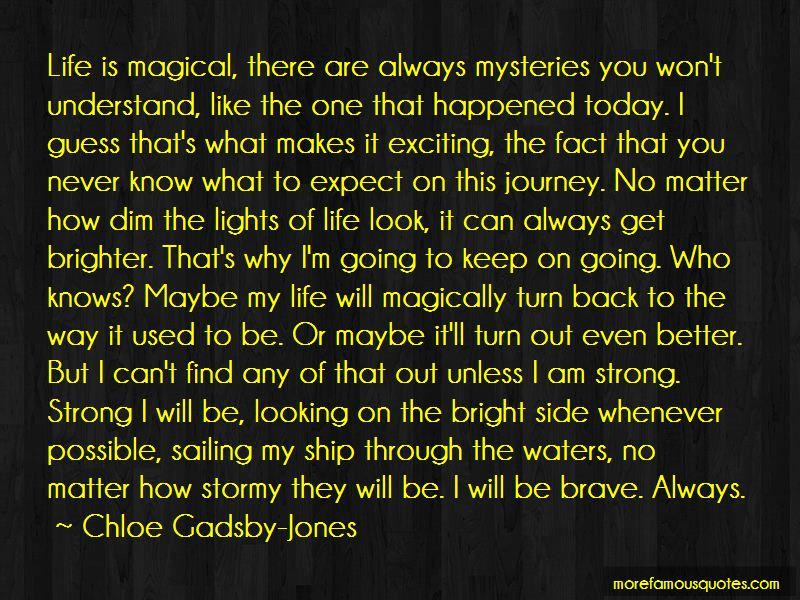 Sailing Through Life Quotes Pictures 2