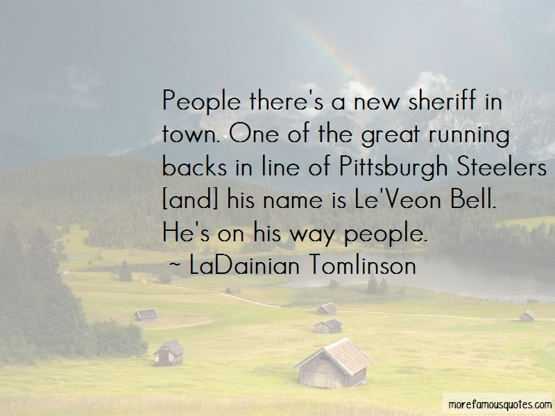 Sheriff Bell Quotes