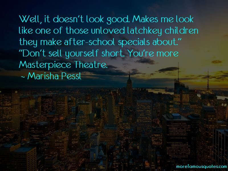 Short Unloved Quotes