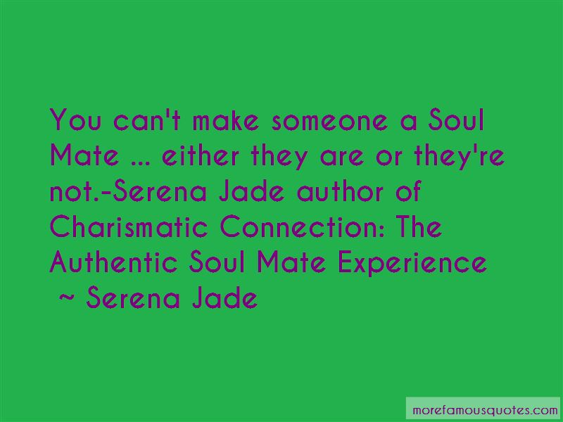 Soul Mate Connection Quotes Pictures 2