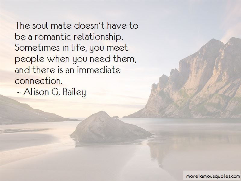 Soul Mate Connection Quotes Pictures 3