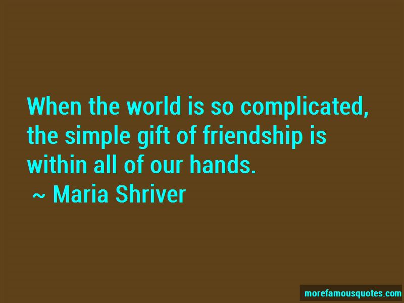 The Simple Gift Quotes