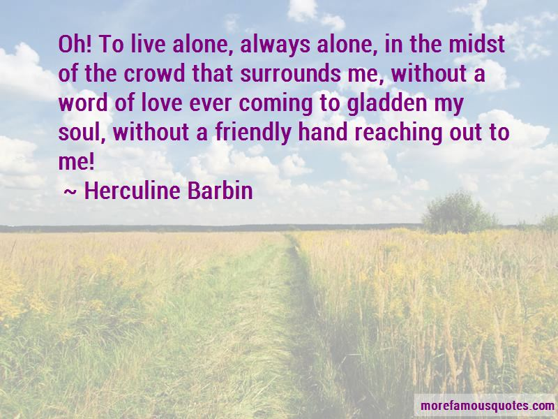 To Live Alone Quotes Pictures 2