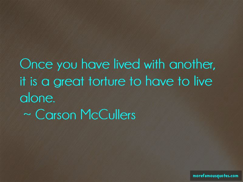 To Live Alone Quotes Pictures 4