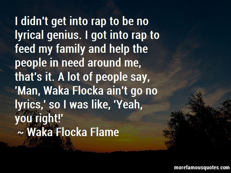 Waka Flocka Ok Quotes Pictures 2