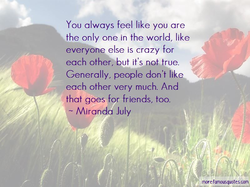 We Are Only Friends Quotes Pictures 3