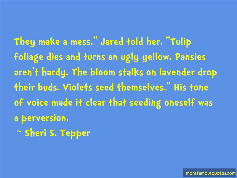 Yellow Tulip Quotes Pictures 4