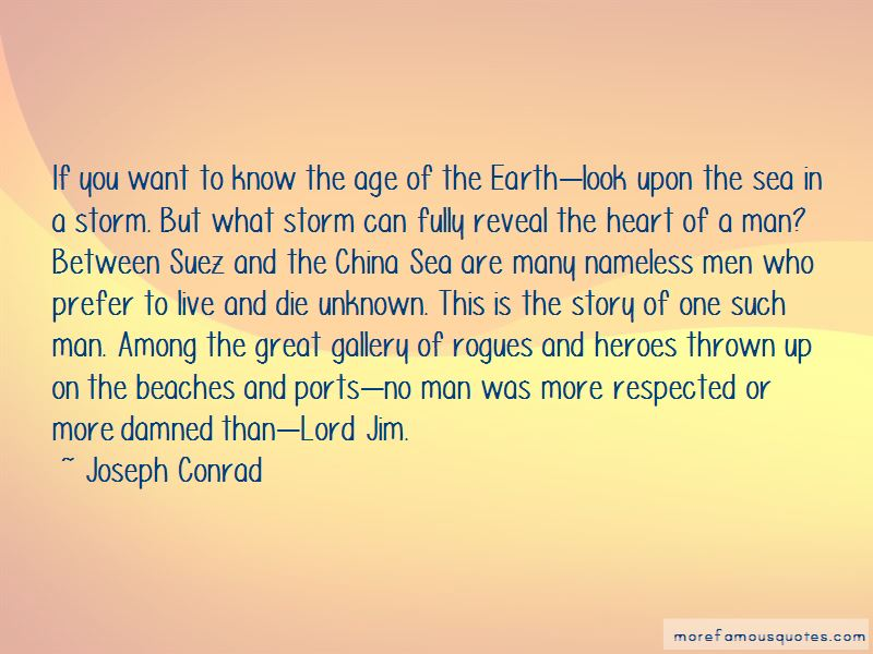 Age Of The Earth Quotes