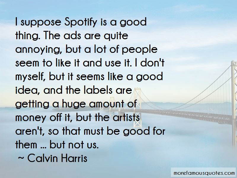 Artists And Money Quotes