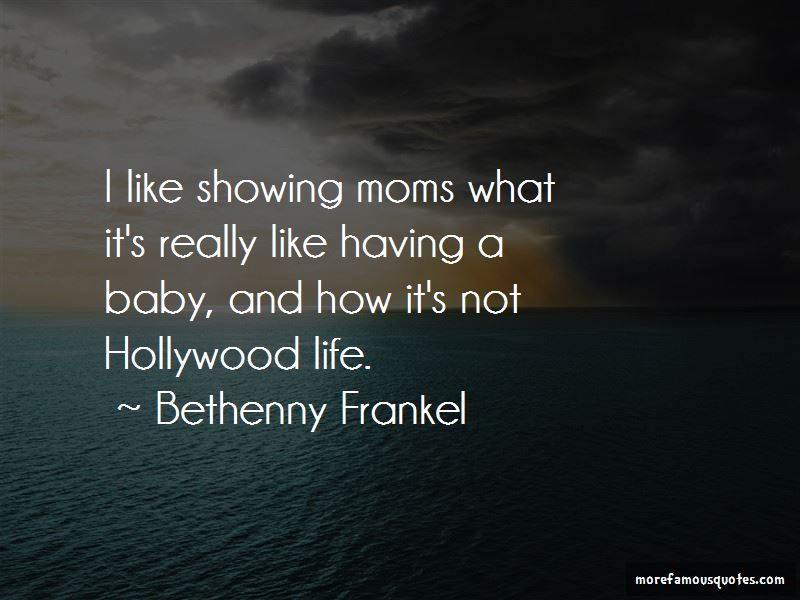 Baby Moms Be Like Quotes Pictures 3