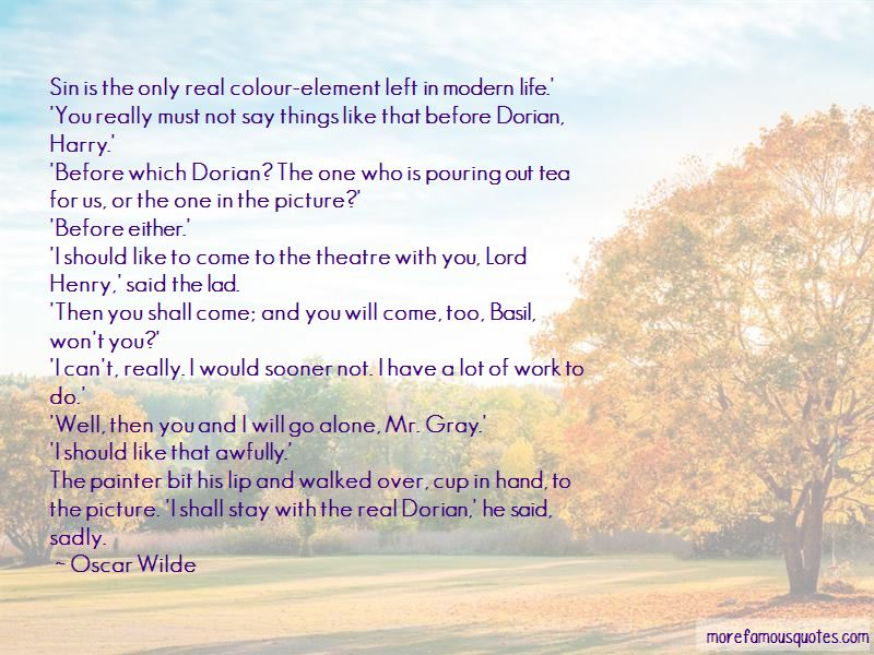 Basil And Dorian Quotes Pictures 2