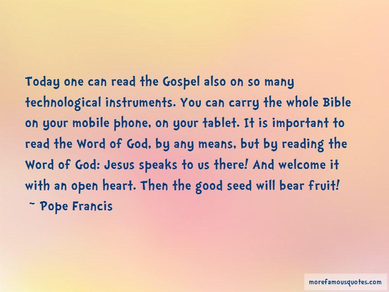Bear Fruit Bible Quotes