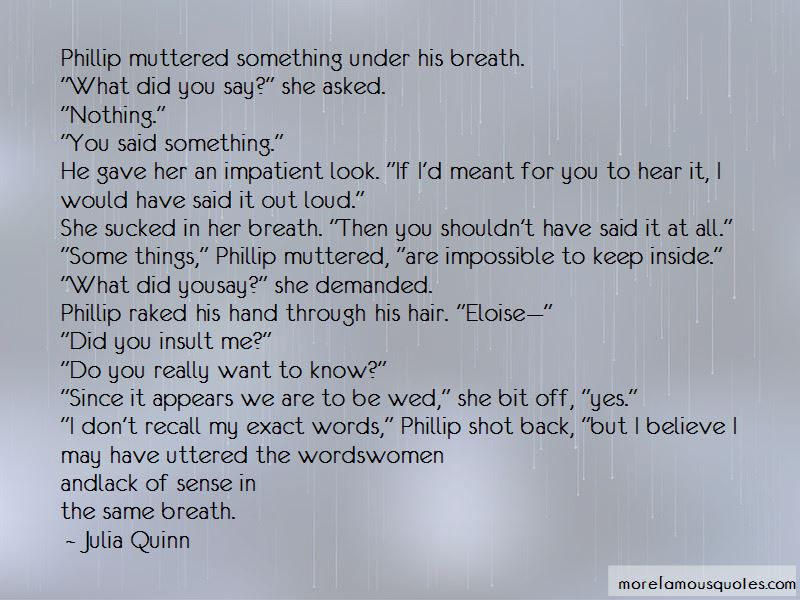 Believe My Words Quotes Pictures 3
