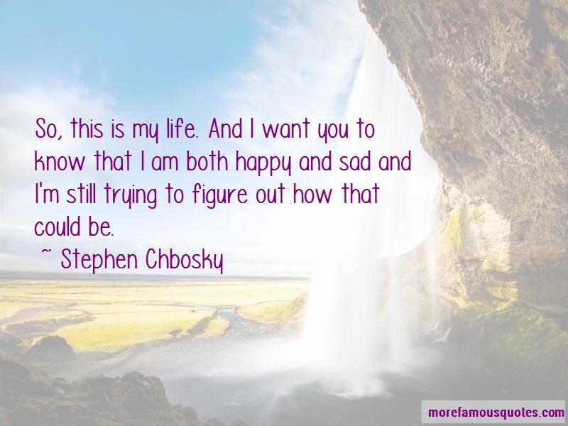 Both Happy And Sad Quotes Pictures 2