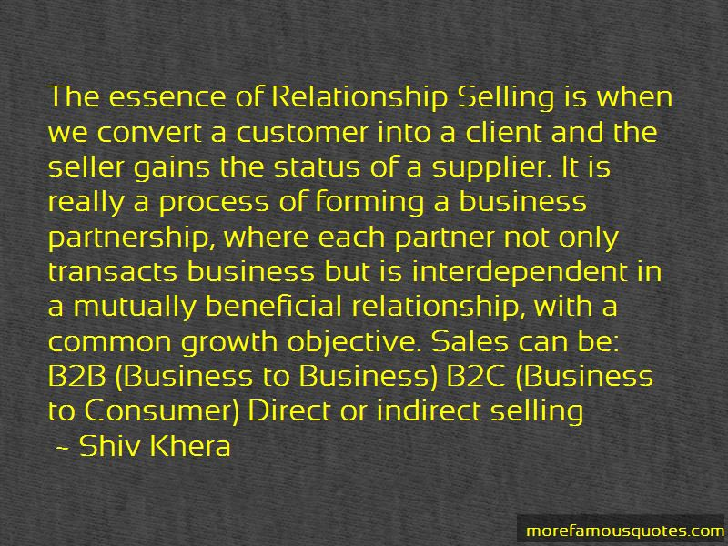 Business Objective Quotes