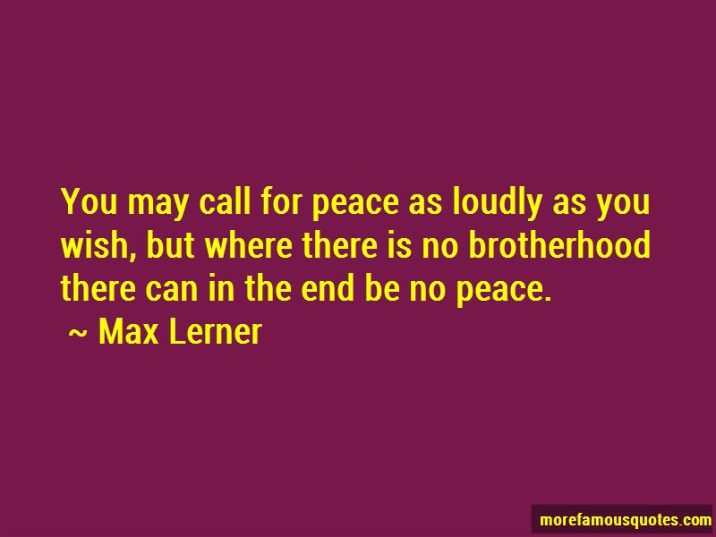 Call For Peace Quotes Pictures 3