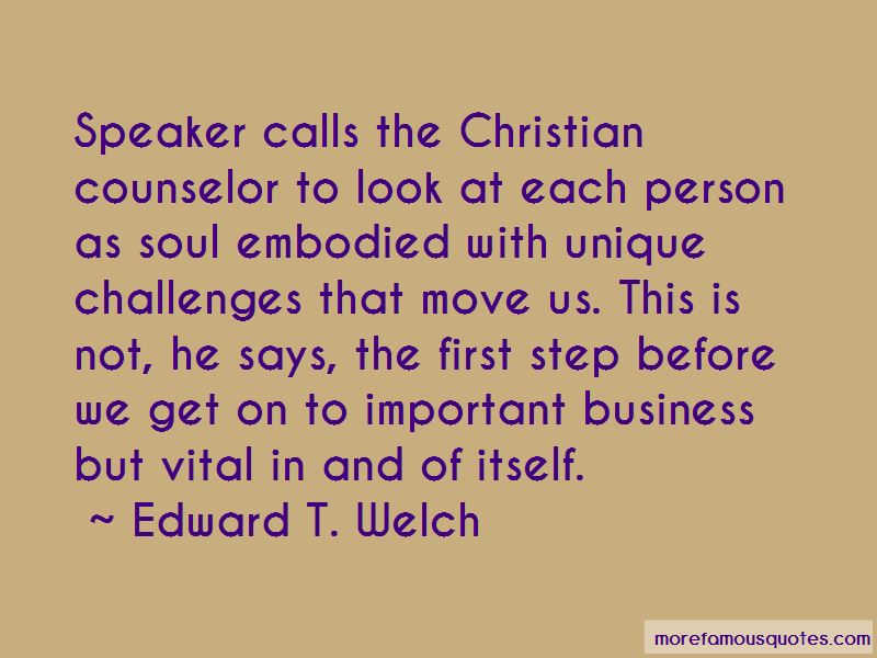 Christian Counselor Quotes