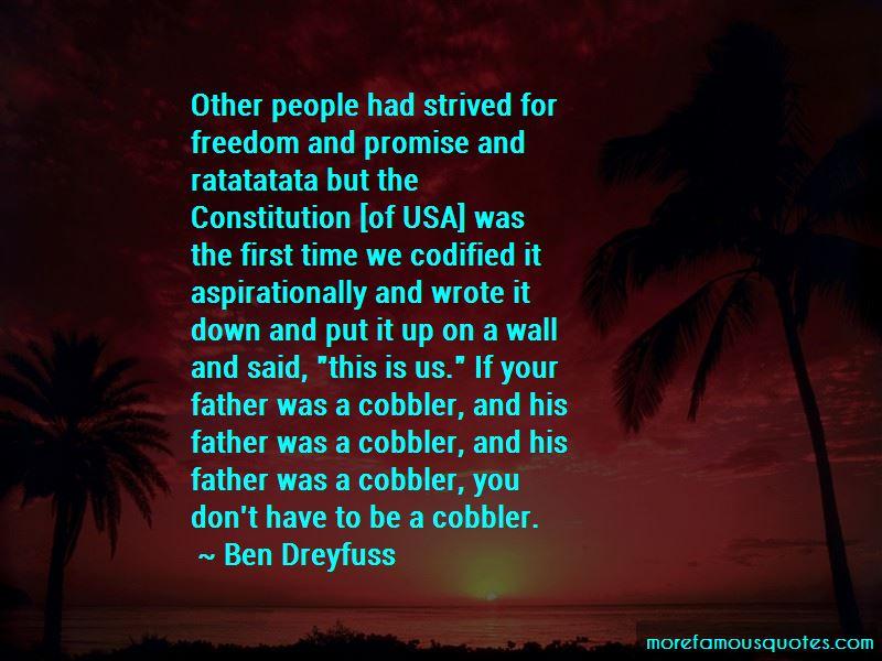 Codified Constitution Quotes