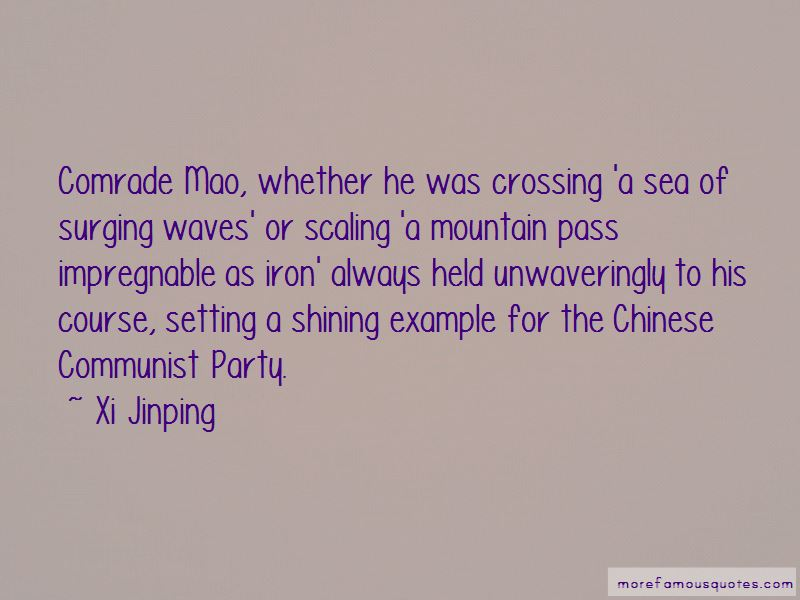 Communist Comrade Quotes