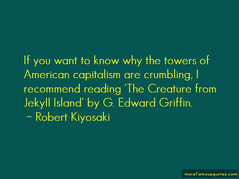 Creature From Jekyll Island Quotes