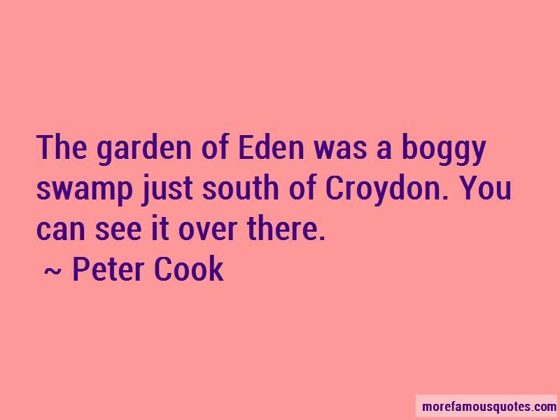 Croydon Quotes
