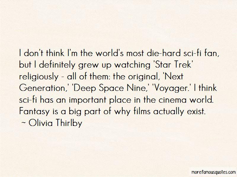 Deep Star Trek Quotes