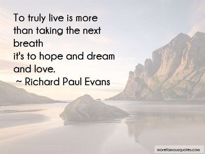 Dream Hope Love Quotes Pictures 4