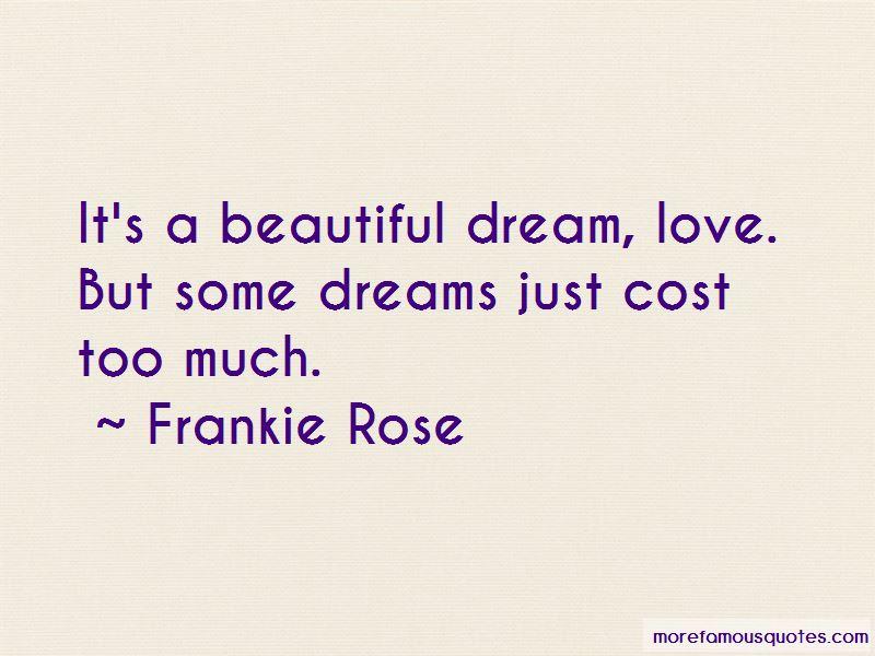Dream Love Quotes