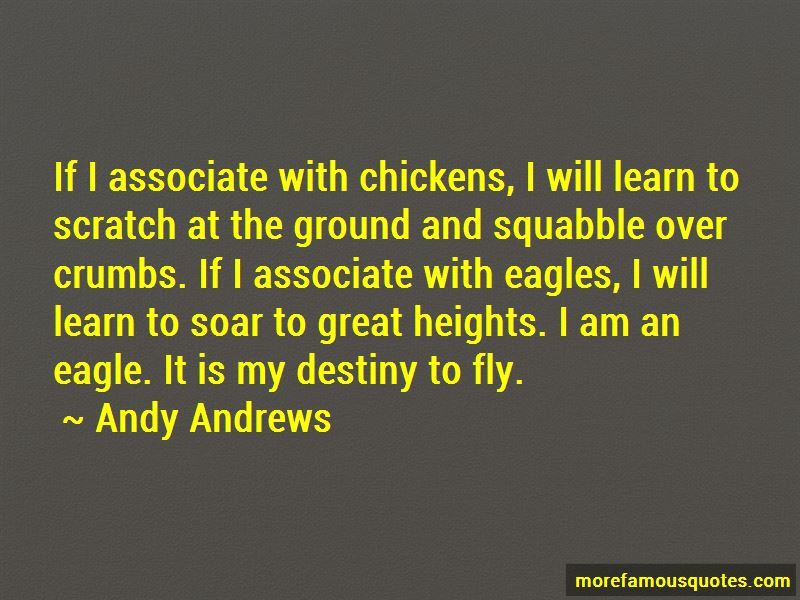 Eagles And Chickens Quotes Pictures 2