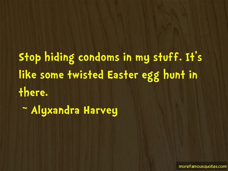 Egg Hunt Quotes