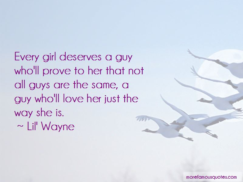 Every Girl Is The Same Quotes Pictures 4