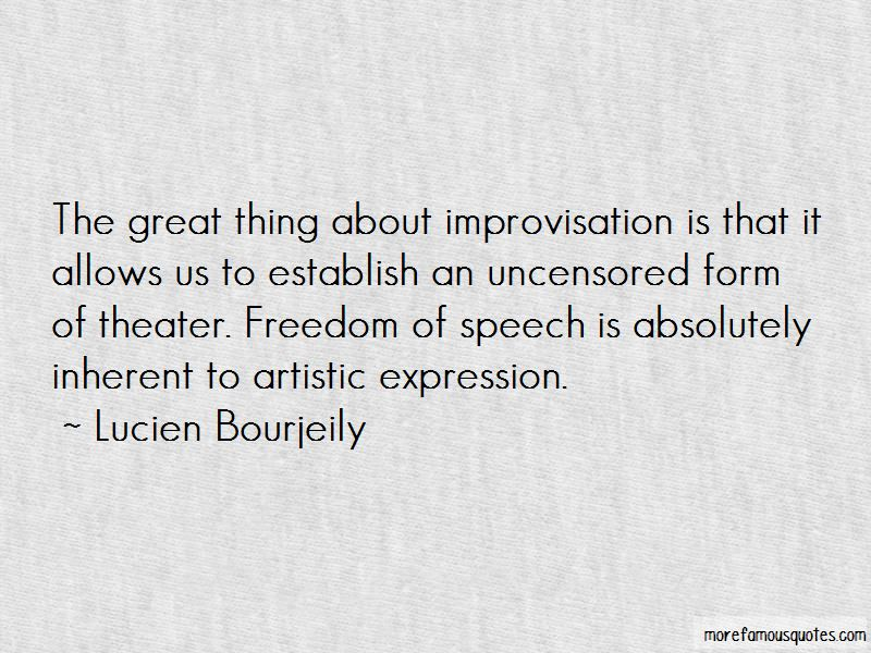 Freedom Of Artistic Expression Quotes Pictures 2