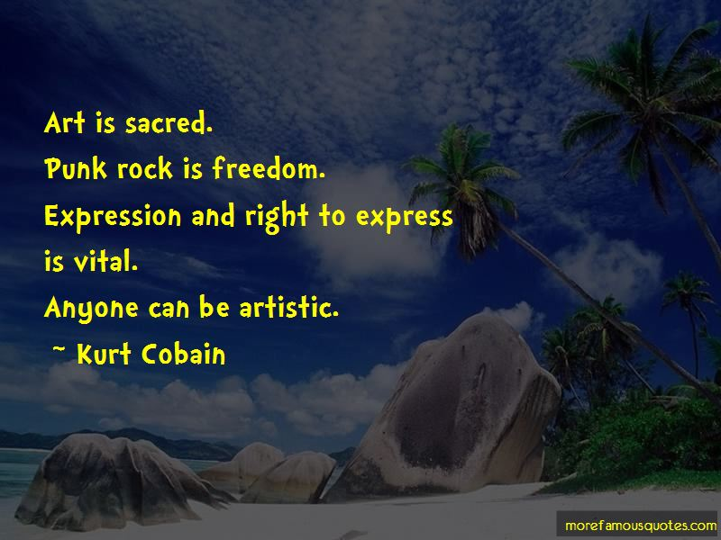 Freedom Of Artistic Expression Quotes Pictures 3