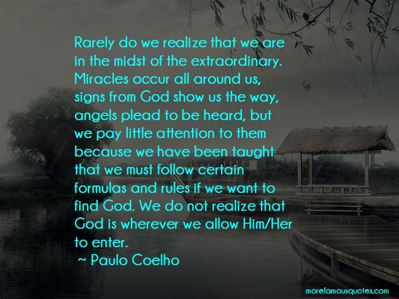 God And His Miracles Quotes Pictures 2
