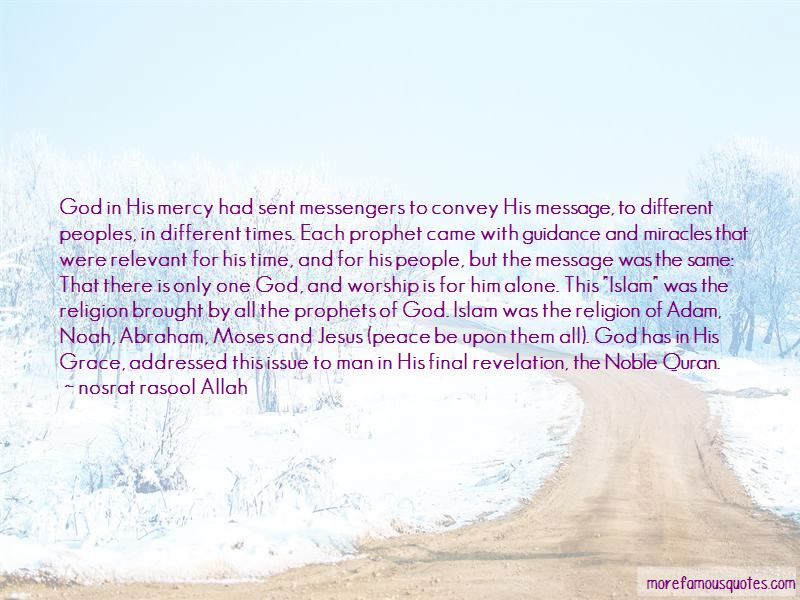 God And His Miracles Quotes Pictures 4