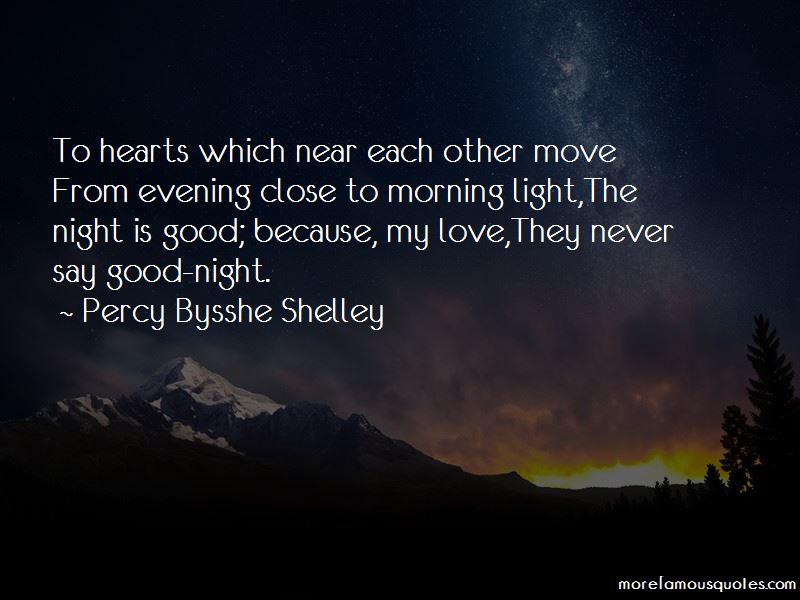 Good Good Night Quotes