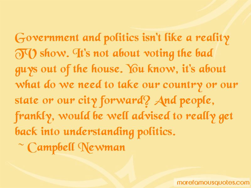 Government And Politics Quotes