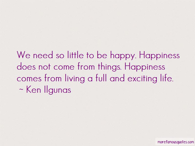 Happiness Comes From Little Things Quotes Pictures 3