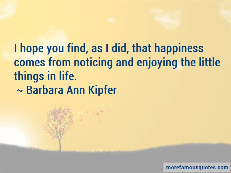 Happiness Comes From Little Things Quotes Pictures 4