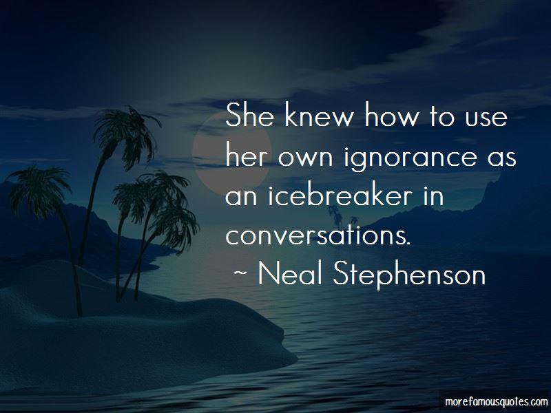 Icebreaker Quotes Pictures 2