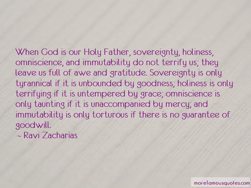 Immutability Of God Quotes Pictures 3