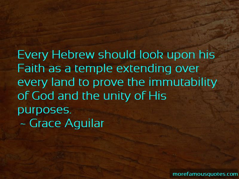 Immutability Of God Quotes