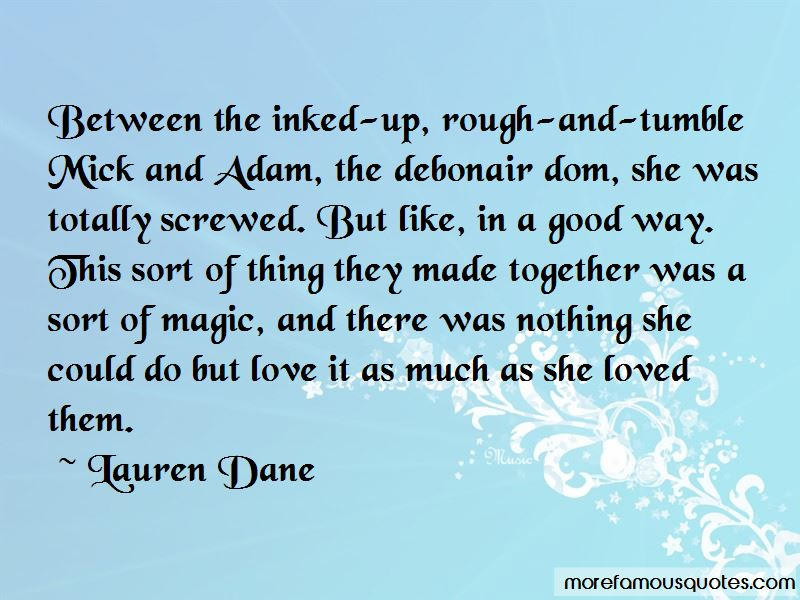 Inked Love Quotes